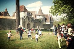 Pâques au Château