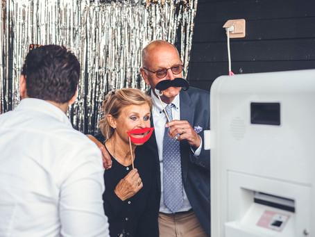 3 tips när du hyr fotobås på bröllopet!