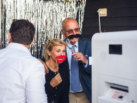 3 tips när du har fotoautomat på bröllopet!