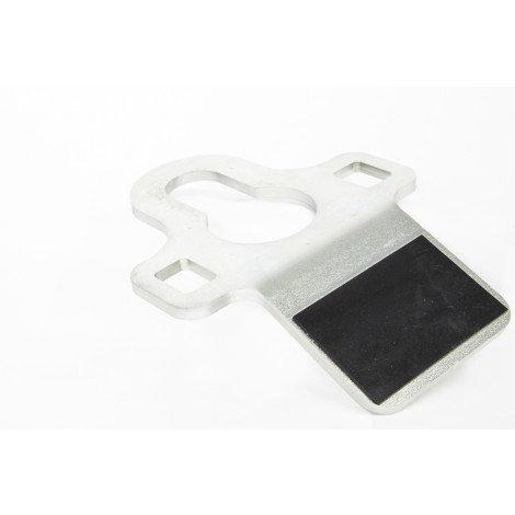 Plaque d'ancrage de treuil pour boules de remorquage PCA-1261 Portable Winch