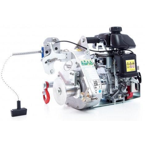 Treuil de tirage/levage à essence PCH1000 Portable Winch GXH 50 CC