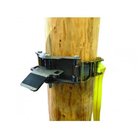 Système d'ancrage pour arbre et poteaux PCA-1269 Portable Winch