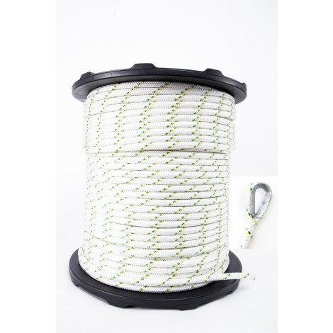 Corde de polyester PCA-1218M2ESC Portable Winch 12 MM X 300 M