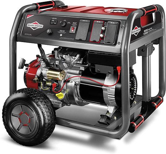 Génératrice BRIGGS 8000 W électrique