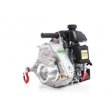 Treuil de tirage à haute-vitesse à essence PCW5000-HS Portable Winch GXH 50 CC