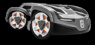 Tondeuse robot/Automower 435X AWD