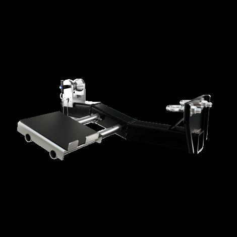 Support de treuil pour tire vertical (PCH2000) PCA-2264 Portable Winch