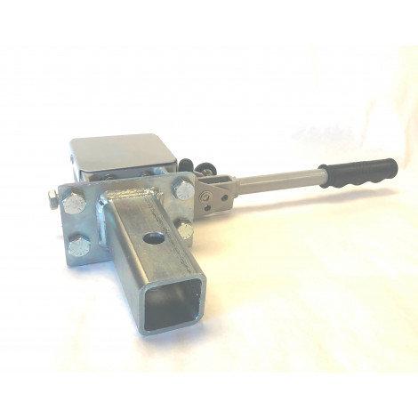 Système d'ancrage teck-pack avec adaptateur pour boules de remorquage PCA-1266