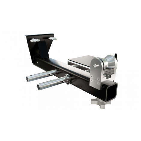 Support de treuil pour tire vertical PCA-1264 Portable Winch