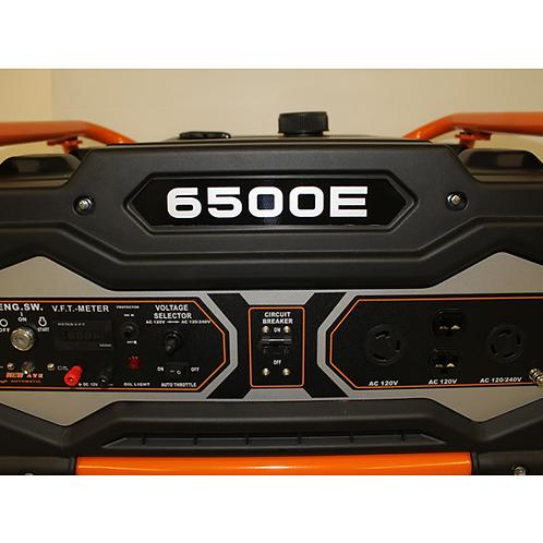 Génératrice LIFAN 6500 E W électrique pas de batterie 15HP