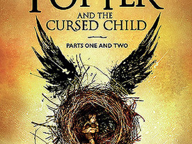 The 8th Harry Potter (Harry Potter and the Cursed Child by John Tiffany, Jack Thorne and J.K. Rowlin