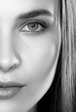 magazine shoot makeup artist