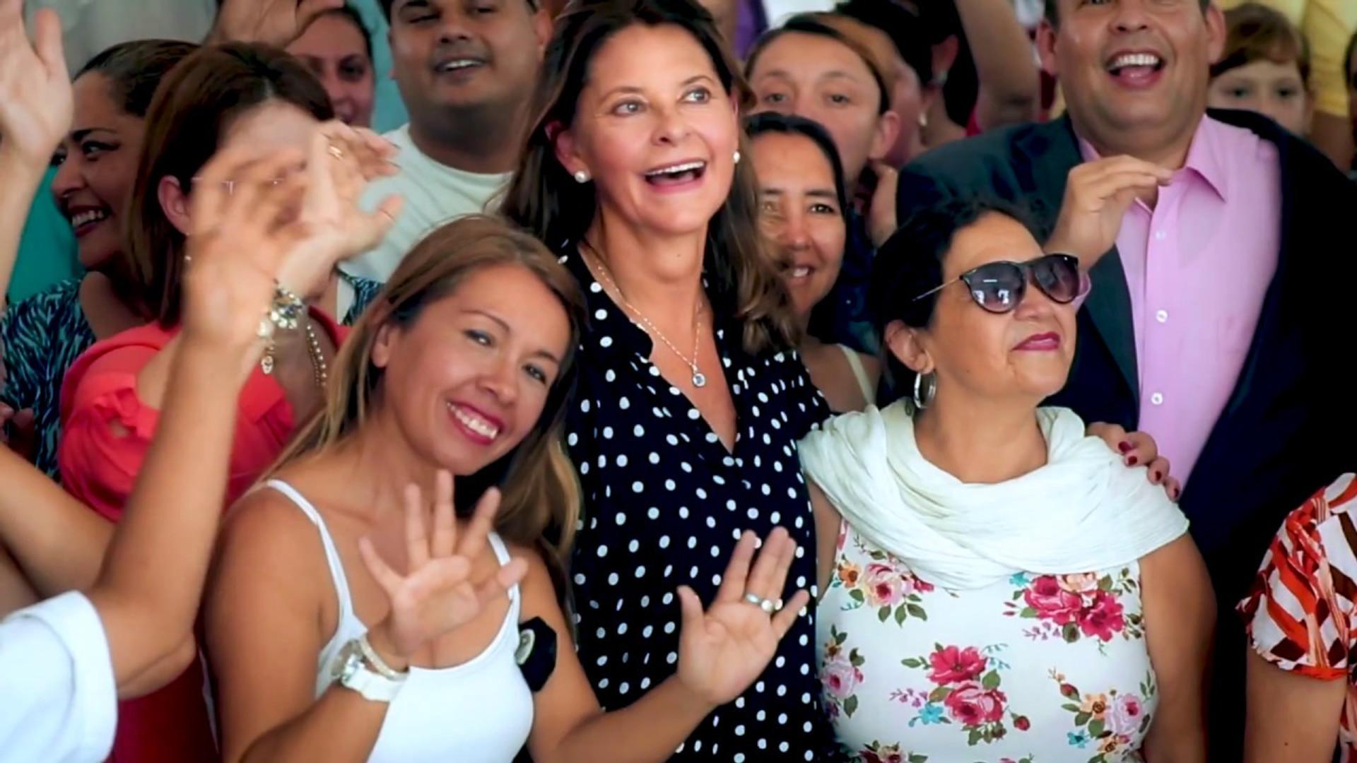Marta Lucía Ramírez Vice President of Colombia