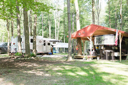Campground Host Hook Up Site