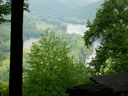 Allegheny River from Overlook