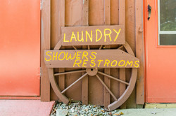 Laundry Room Showers Restrooms