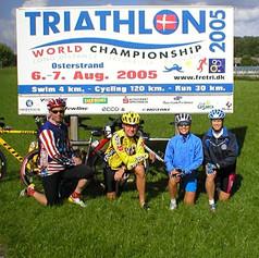 ITU LC Worlds in Denmark 2005