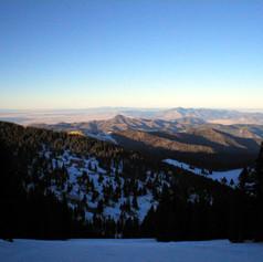 Top of Ski Apache