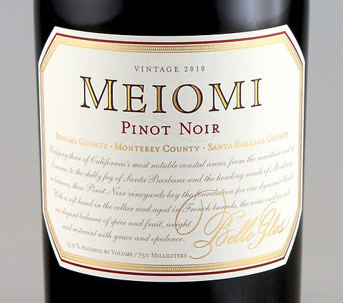 MEIOMI PINOT NOIR -  750ML