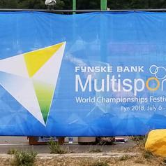 2018 ITU World Championship was in Fyn Denmark