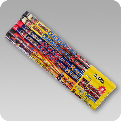 8 Ball Assorted Roman Candle