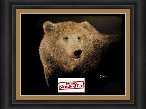BROWN BEAR LTD PRINT