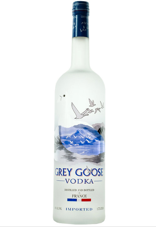 GREY GOOSE VODKA -  1.75L