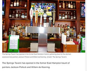 New American restaurant Springs Tavern opens in East Hampton