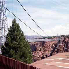 Colorado Suspension Bridge