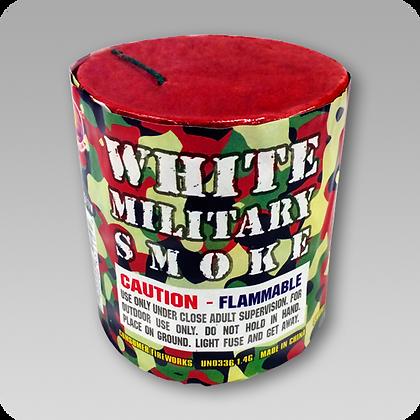 White Military Smoke