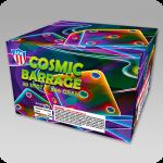 Cosmic Barrage