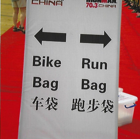 T1 and T2 Directions at IM China