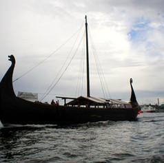 Full Size Viking Ship