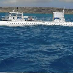Submarine in Aruba