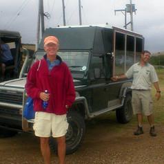 Safari Transportation in S Africa