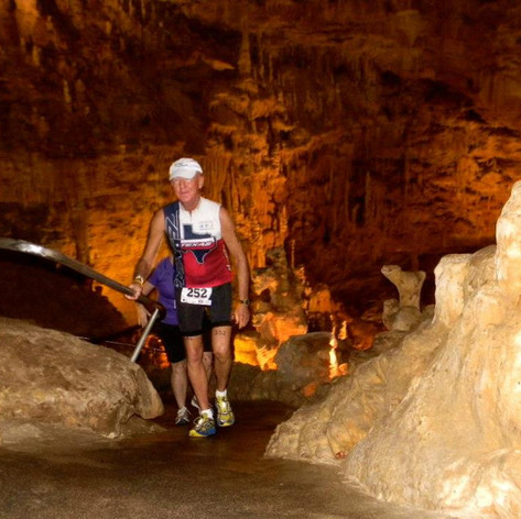 Natural Bridge Caverns Duathlon