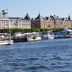 Stockholm Government Buildings