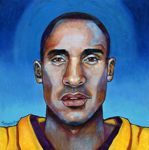 Mamba Out Limited Edition Print
