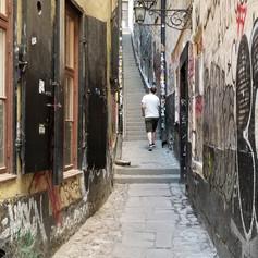 Narrowist Street in the World