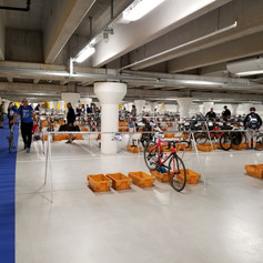 Under Ground Carpark was TI/T2 for ITU Duathlon Worlds 2018