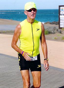 IM Lanzarote Run Course