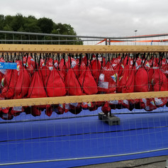 T1/T2 Bags at LC Worlds in Denmark