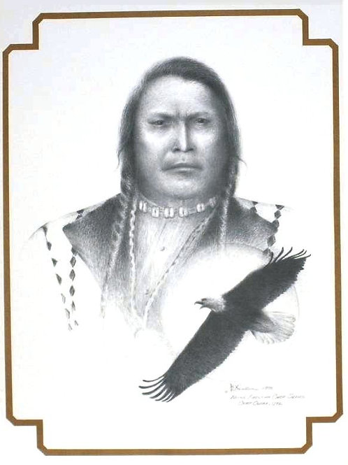CHIEF OURAY LTD PRINT