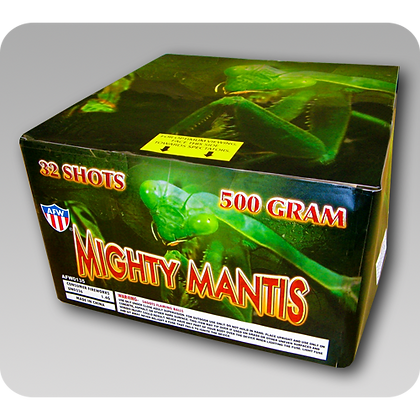 Mighty Mantis