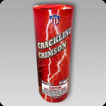 Crackling Crimson