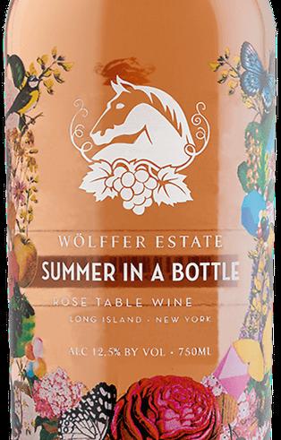 WOLFFER SUMMER IN A BOTTLE ROSE -  750ML