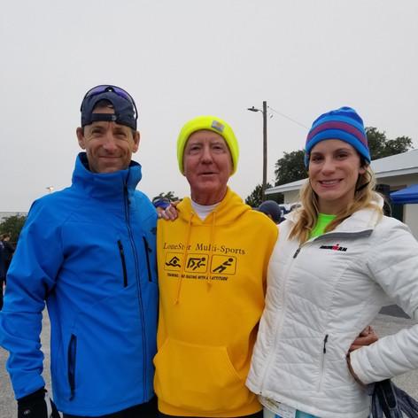Regan P, Me, and April A