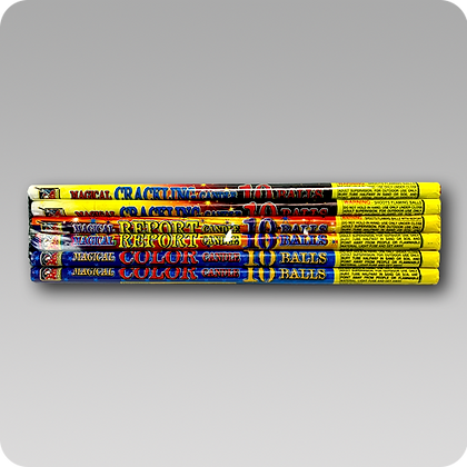 Assorted Roman Candles