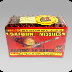 50 Shot Saturn Missle