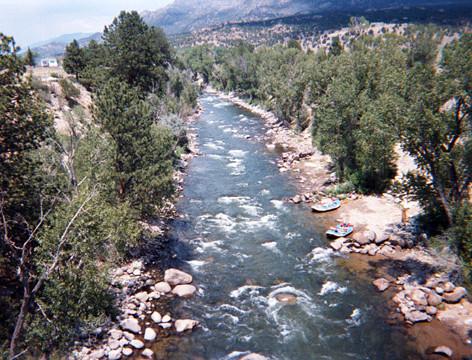 Rapids in Colorado